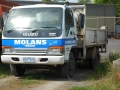 Isuzu Yard Truck